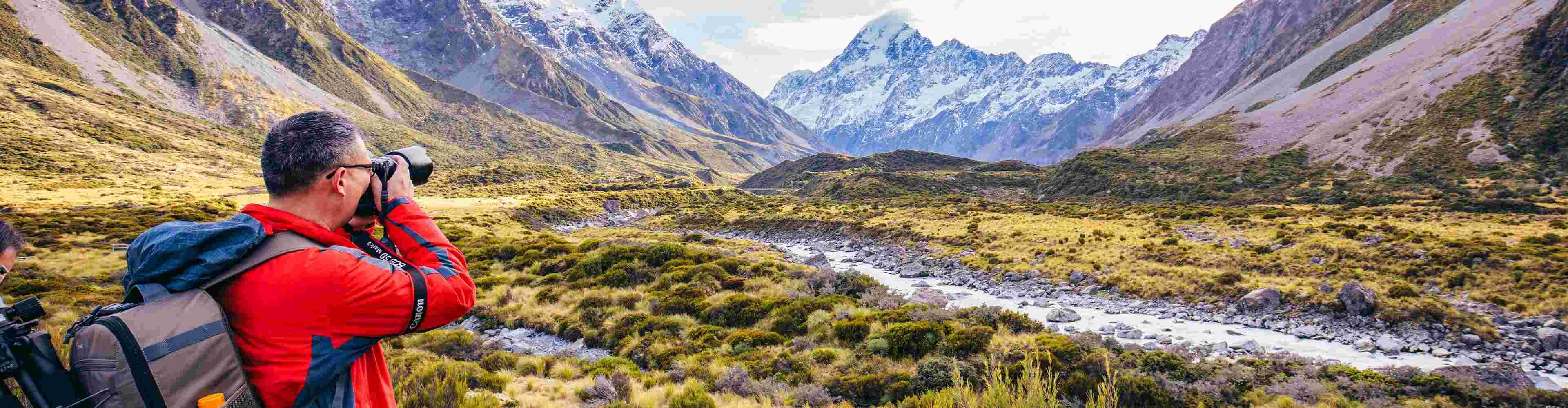 New Zealand Adventure Northbound Ex Christchurch